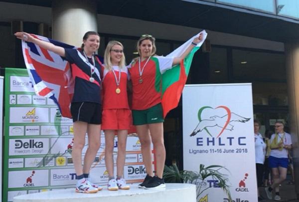 Българи спечелиха 13 медала на Европейско първенство за трансплантирани атлети