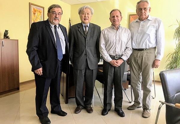 Нобелов лауреат по медицина гостува на МУ-София