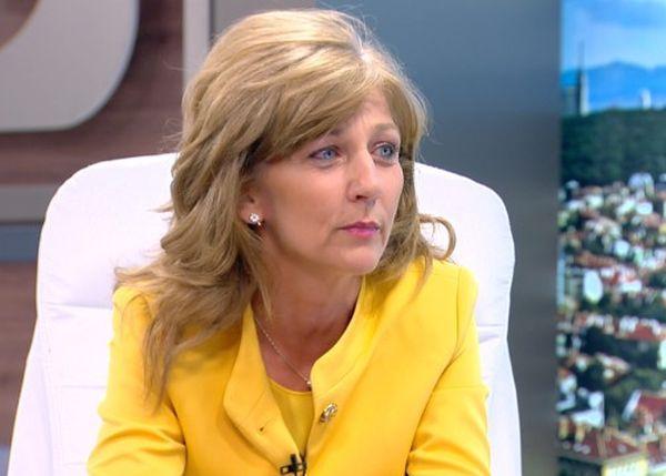 Зам. социалният министър Росица Димитрова подаде оставка
