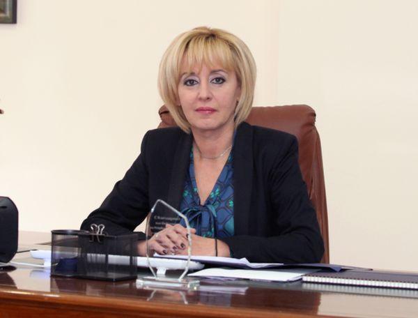 Мая Манолова внася в петък законопроекта за личната помощ
