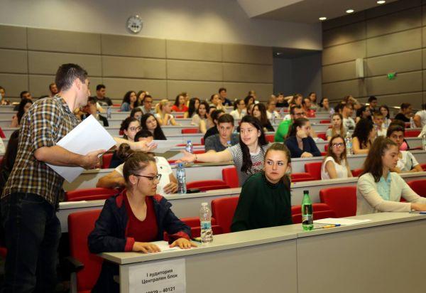 Петима се борят за едно място в най-желаните специалности на МУ - Пловдив