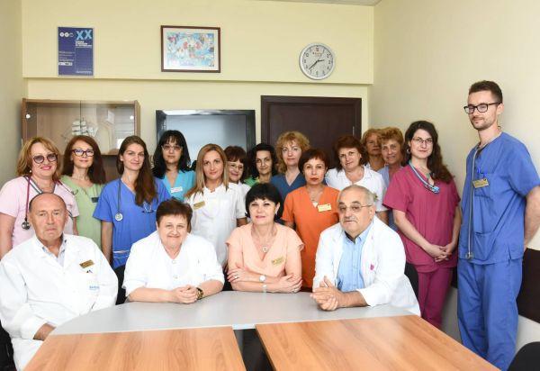 """Пациенти от цял свят приема клиниката по нефрология и диализа в УМБАЛ """"Св. Марина""""– Варна през лятото"""