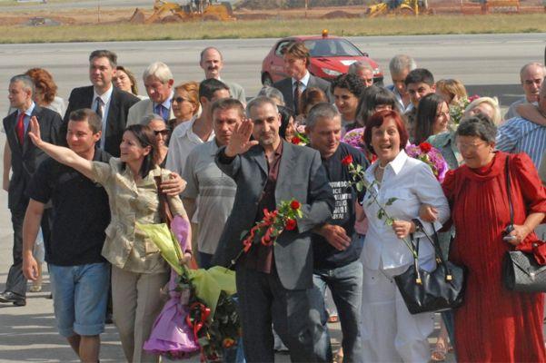 Навършват се 11 години от освобождаването на българските медици в Либия