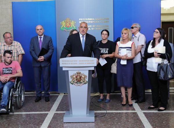150 млн. лв. повече за хората с увреждания от новия бюджет обеща премиерът