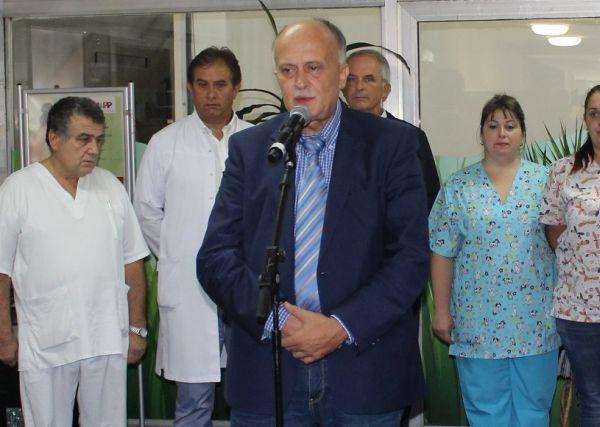 """Екипи на """"Св. Екатерина"""" и """"Лозенец"""" на обучение по трансплантология"""