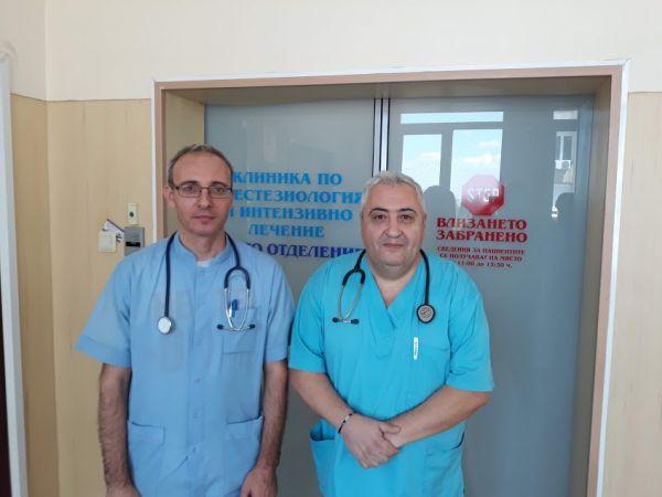 """Мобилен екип на столичната """"Св. Анна"""" поддържа живота на пострадало дете от България до Молдова"""