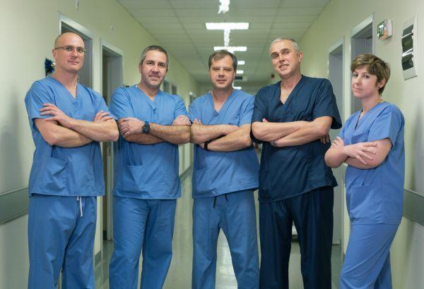 Мъж получи шанс за по-добър живот след чернодробна трансплантация във ВМА