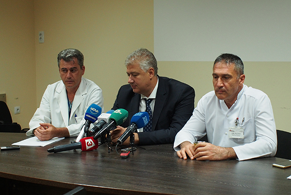Случаят с д-р Иванова е показен за работата на