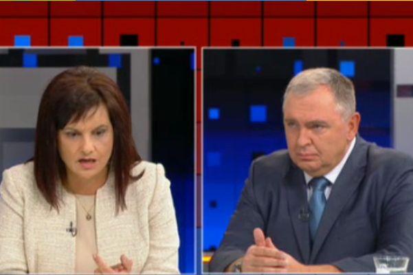 Д-р Дариткова: За първи път в парламентарната история ще имаме вот на недоверие по намерения