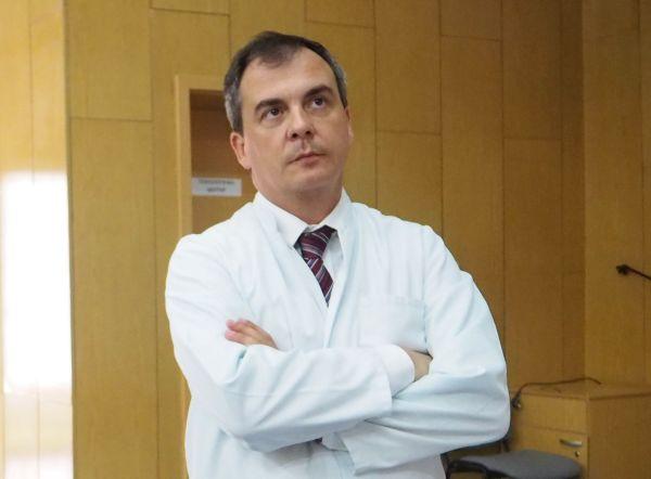 """Нов метод за оперативно лечение и реконструкция на средно ухо бе приложен в УМБАЛ """"Св. Марина"""" във Варна"""