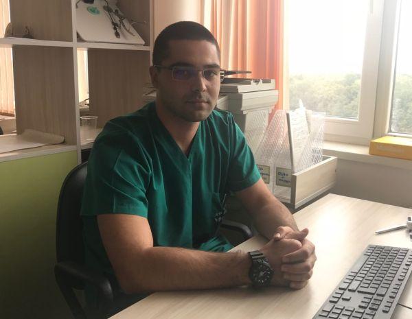 Д-р Горанов: Изпитвам удовлетвореност, когато извърша успешно дадена операция