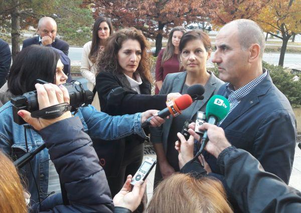 Цветан Цветанов: Вотът на БСП няма никакъв шанс да успее
