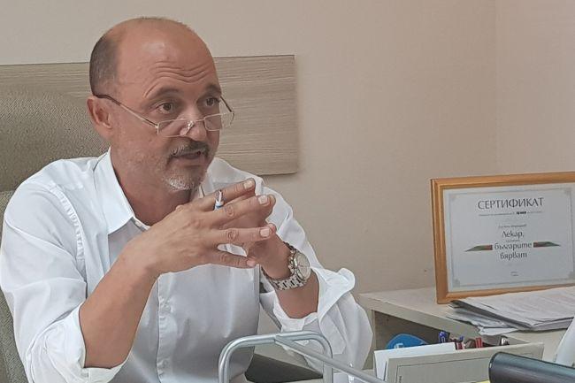 Д-р Асен Меджидиев: Да работим заедно за по-доброто име на българския Лекар