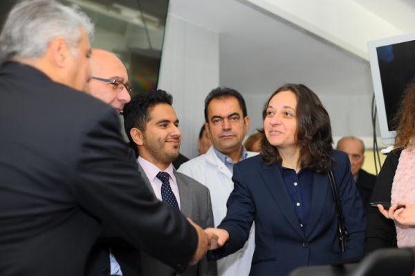Кувейт дари най-модерния лазер за лечение на простатата на УСБАЛО