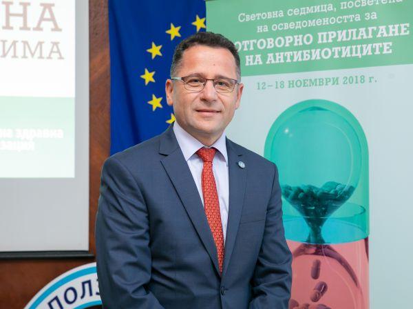 Д-р Скендер Сила: Нужна е подкрепа за Национален план за антибиотичната резистентност