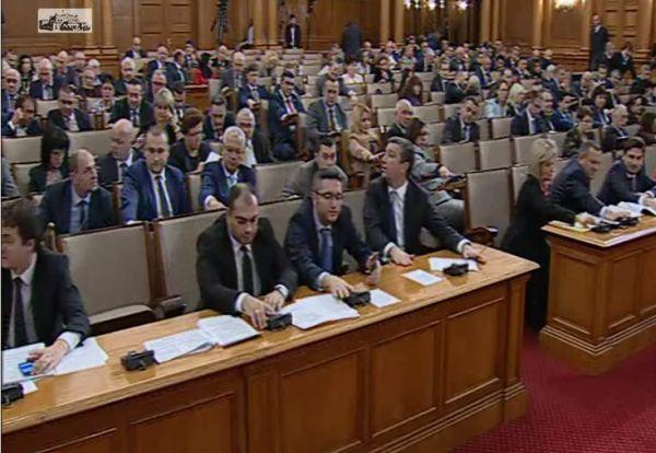 Депутатите отхвърлиха предложения за отпадане на лимитите в системата