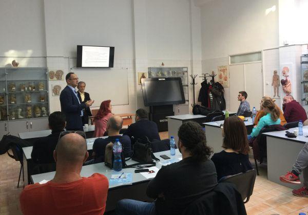 Ендоскопски курс за УНГ специалисти се проведе за втора година в Пловдив