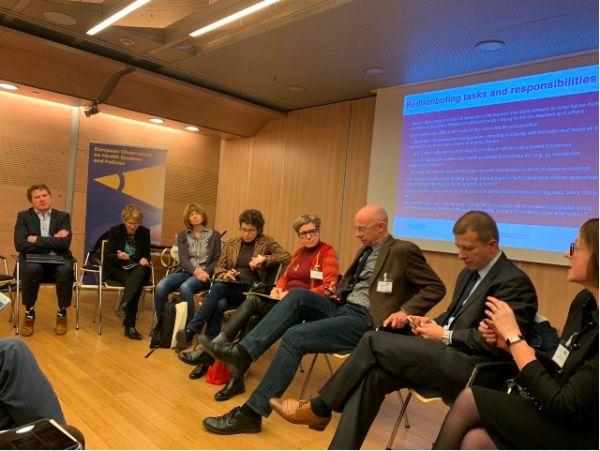 Екип на МУ – Варна участва в конференция на Европейската асоциация по обществено здраве