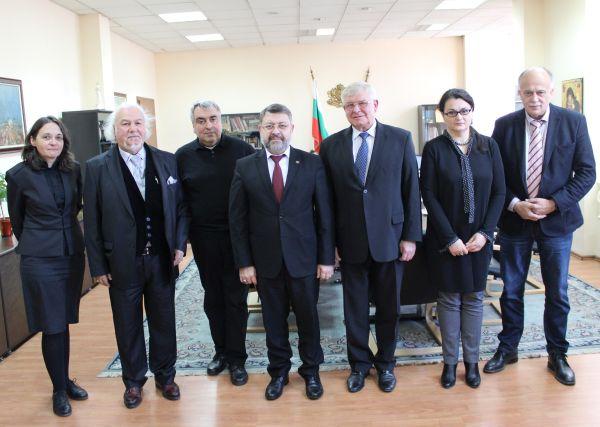 Религиозните общности в България обещаха подкрепа за донорството на органи