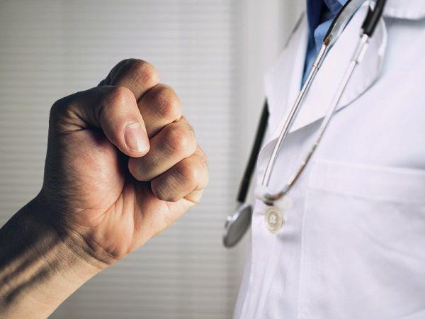Криминално регистриран нападна лекар в София