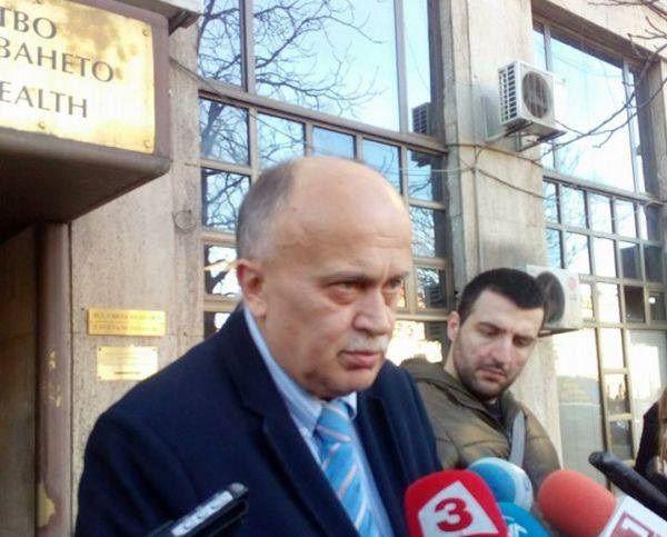 Д-р Бойко Пенков: Анексът към НРД ще бъде подписан през януари