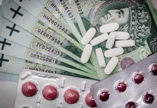 15% скок при търговията с лекарства за година
