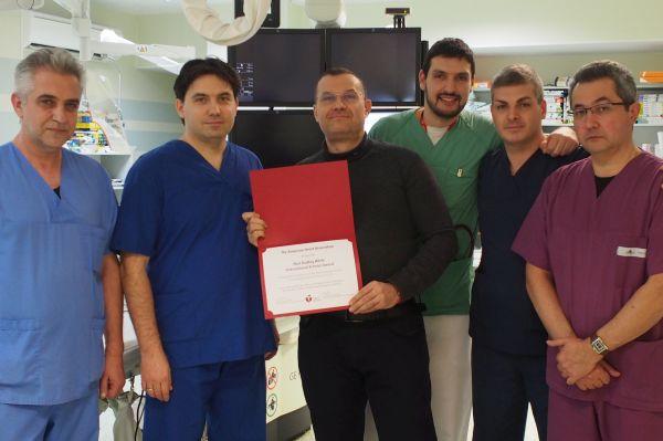 За първи път АHA награди българи за научен принос в областта на кардиологията