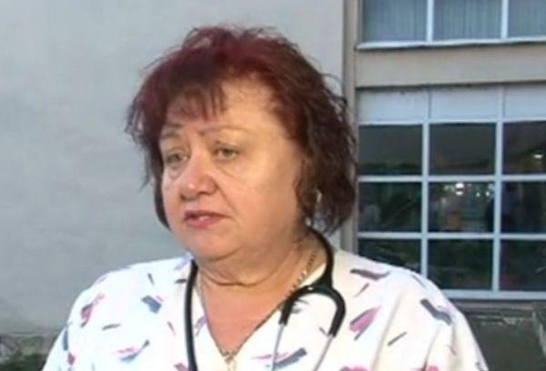 Медиците от Козлодуй излязоха на протест