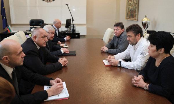 Бойко Борисов: Болници в мое управление няма да закрия, искам решение
