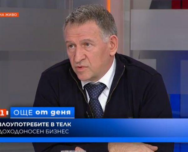 Д-р Стойчо Кацаров: ТЕЛК няма място в болниците