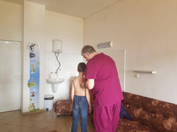 Над 300 деца прегледаха в МБАЛ-Смолян специалисти от