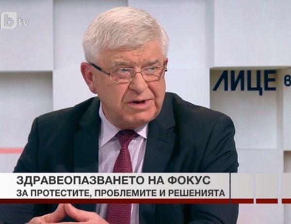 Ананиев: Няма да допусна лекарите да са с по-ниски заплати от сестрите