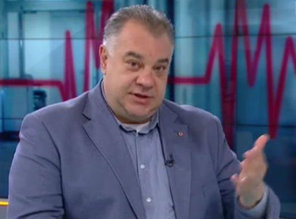 Д-р Мирослав Ненков: Педиатричният протест не е само за пари