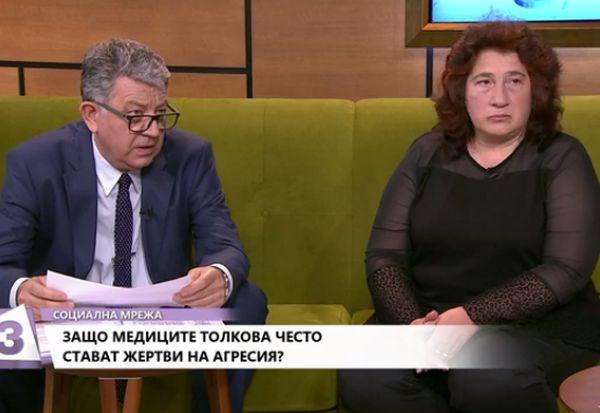 Д-р Стоян Борисов: Призоваваме да се упражнява законът, защото пациент, който не е наказан, се чувства безнаказан
