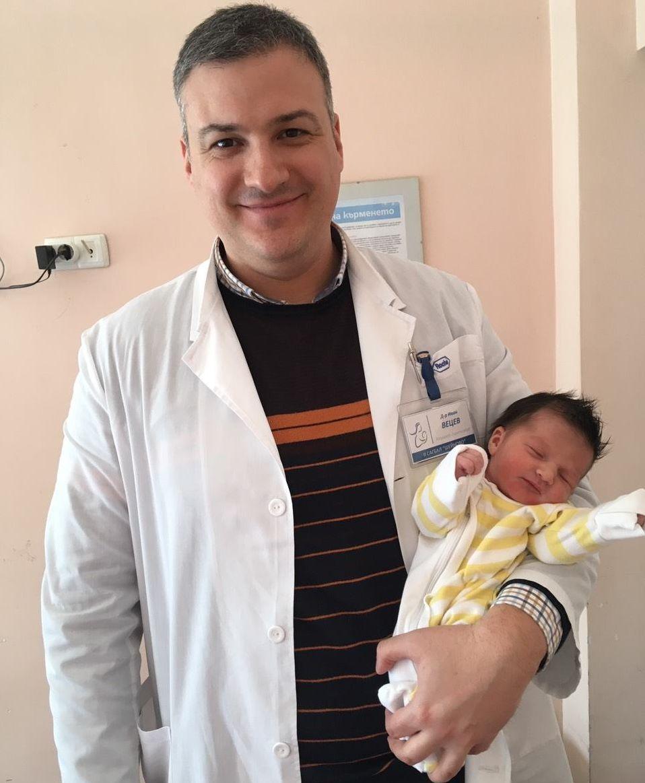 Доверието към лекаря е ключово за спокойното раждане