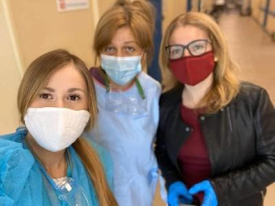 """""""Пирогов"""" осигурява психологическа подкрепа на медици и пациенти с коронавирус"""