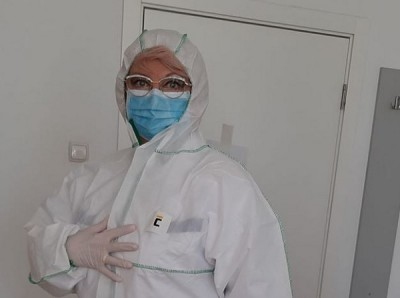 Началникът на Диагностично-консултативния блок към Пета МБАЛ е заразена с коронавирус
