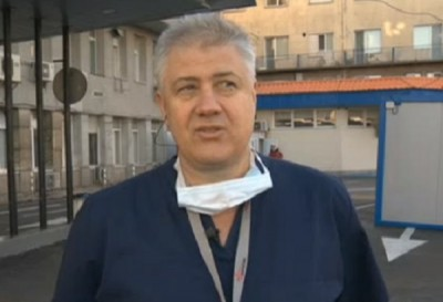 Проф. Балтов: Не правим разлика дали пациентът с COVID-19 e здравноосигурен или не
