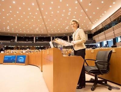 Урсула Фон дер Лайен: Европа дължи извинение на Италия