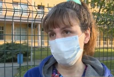 Медицинските сестри от Белодробна болница-София протестират, искат да работят по 7 часа, а не по 8