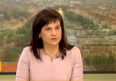 Д-р Дариткова: Успокоих се, когато разбрах, че не съм заразила никого