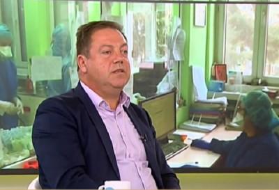 Д-р Маджаров: Лесно е за хора, които не са в тази среда, да говорят, че медиците не знаят как да се пазят