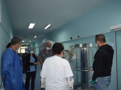 МБАЛ-Пазарджик с нов апарат за UV дезинфекция