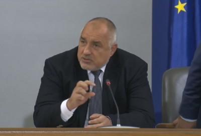 Борисов: Повече няма да налагаме мерки