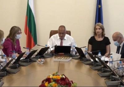 Борисов: СЗО пак ни уплаши вчера