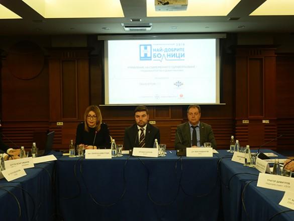 Жени Начева: Подготвяме нова здравна стратегия, но секторът е напълно разединен