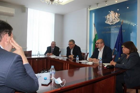 Д-р Кацаров: Ще бъдат увеличени най-ниските цени на клиничните пътеки