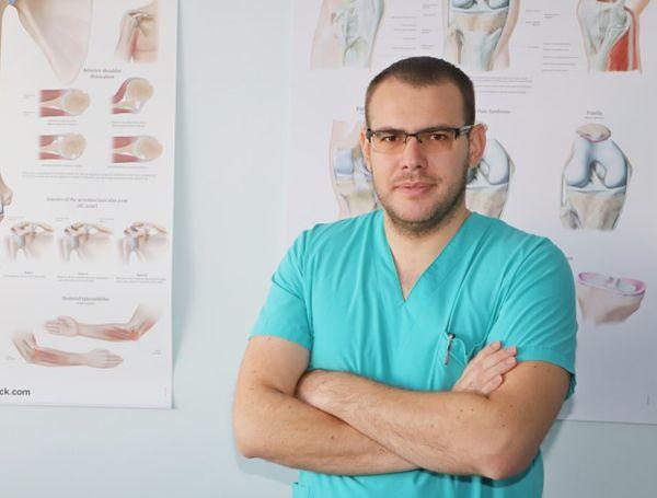 Д-р Никола Харисков: От дете знаех, че ще стана лекар