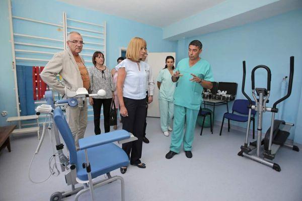 Столична община създава модерен възстановителен център в 14 ДКЦ
