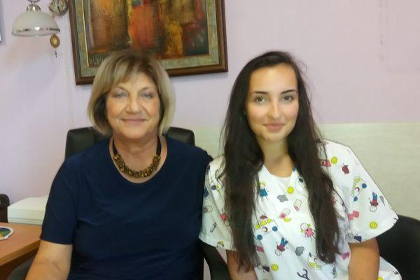 Ученичка е първият доброволец в МБАЛ-Смолян